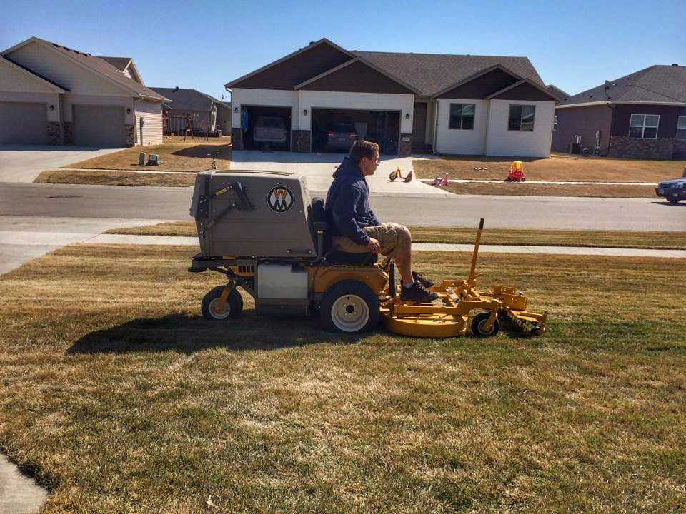 West Fargo Dethatching